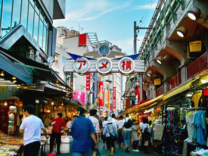 江戸から長く続く桜の名所と歴史や文化を感じさせる街・上野イメージ